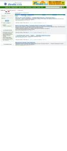 contoh screen shoot website Employment